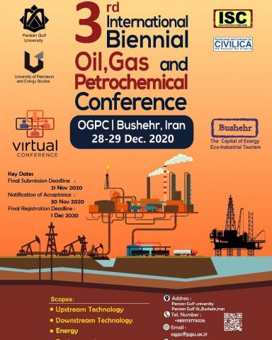 3rd International Biennial Oil, Gas and Petrochemical Conference